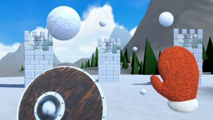 Snow Fortress Screenshot 2