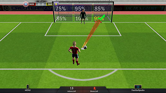 Soccer, Tactics & Glory - Screenshot INDEX