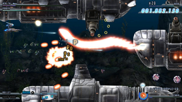 Soldner-X 2: Final Prototype Screenshot 7