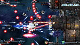 Soldner-X 2: Final Prototype Screenshot 2