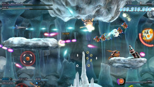Soldner-X 2: Final Prototype Screenshot 5