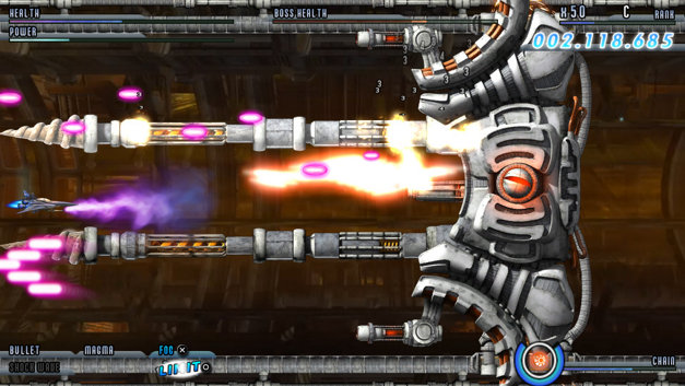 Soldner-X 2: Final Prototype Screenshot 4