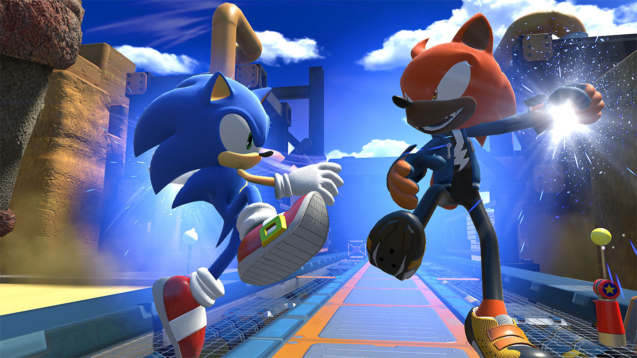 New Sonic Game For Ps4 : Sonic forces game ps4 playstation