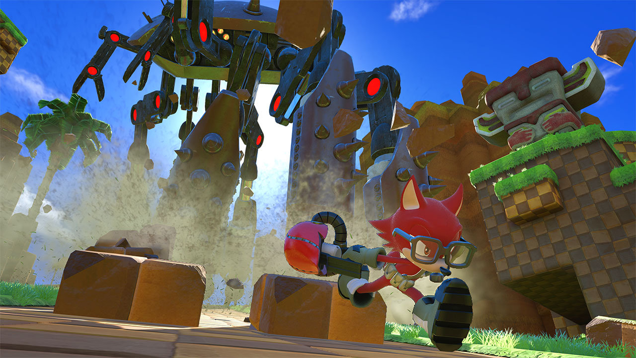 SONIC FORCES Game   PS4 - PlayStation