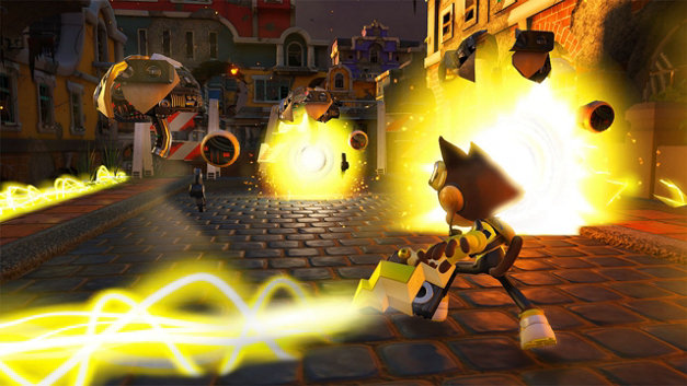SONIC FORCES Screenshot 4
