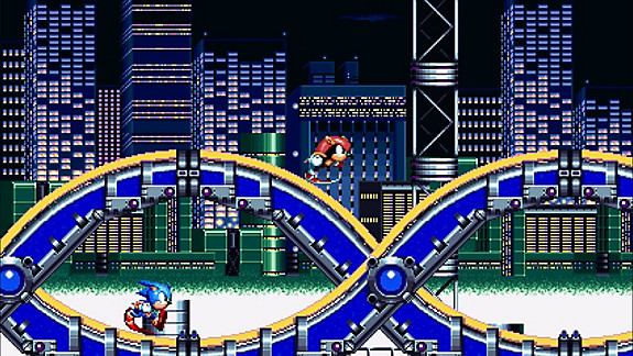 Sonic Mania Plus - Screenshot INDEX