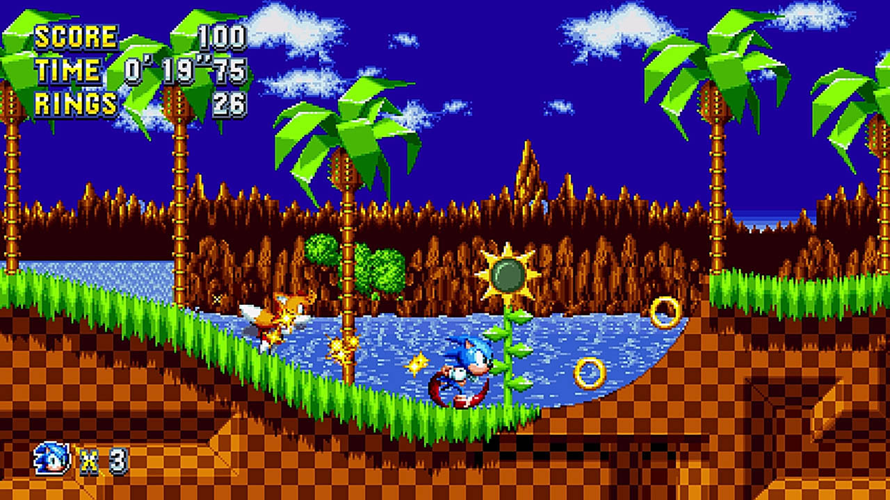 New Sonic Game For Ps4 : Sonic mania game ps4 playstation