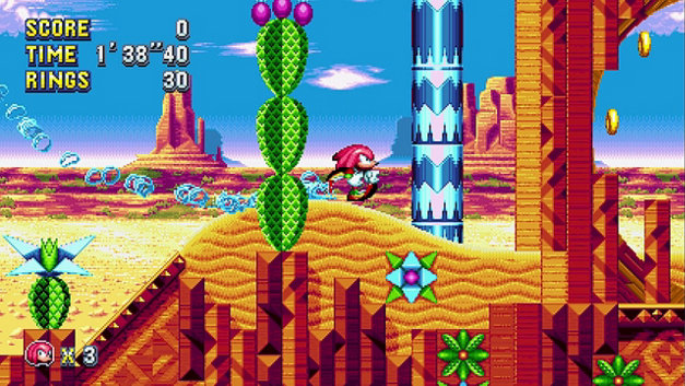 Sonic Mania Screenshot 1