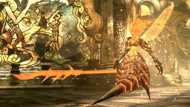 Soul Sacrifice Delta Screenshot 1