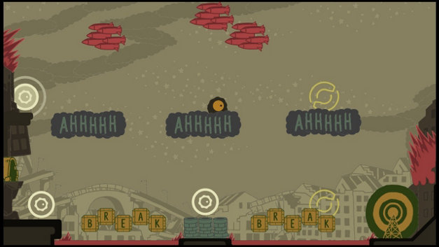 Sound Shapes™ Screenshot 1