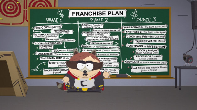South Park™: The Fractured but Whole™ Screenshot 1