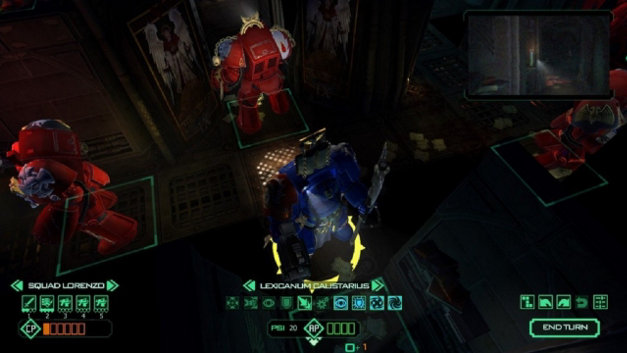 SPACE HULK Screenshot 7
