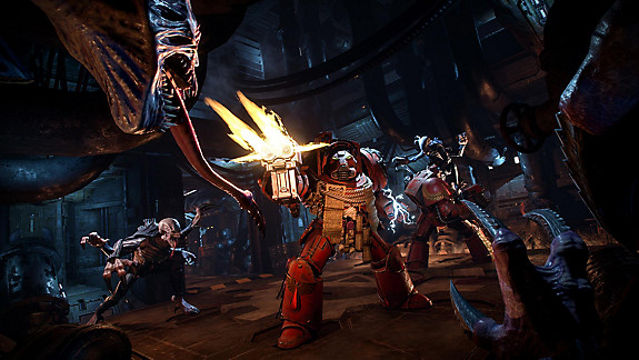 Space Hulk: Tactics screenshot
