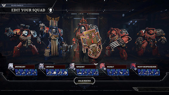Space Hulk: Tactics - Screenshot INDEX