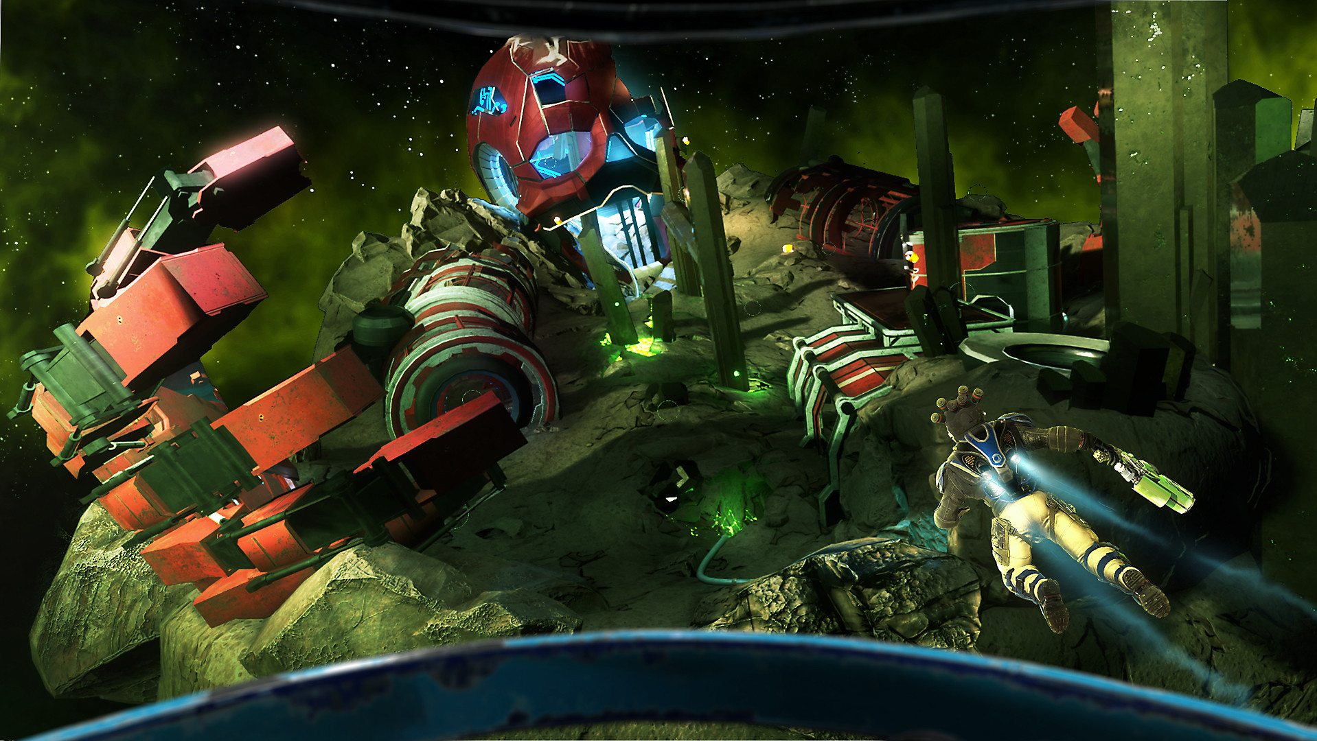 Space Junkies - Key Features Screenshot 2