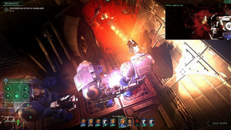 SPACE HULK ASCENSION Trailer Screenshot