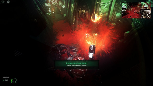 SPACE HULK ASCENSION Screenshot 1