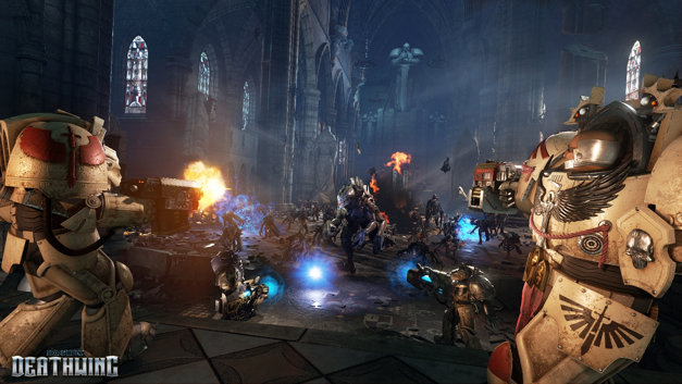 Space Hulk: Deathwing Screenshot 1