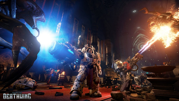 Space Hulk: Deathwing Screenshot 7