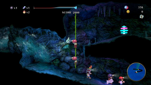 Spelunker World Screenshot 1