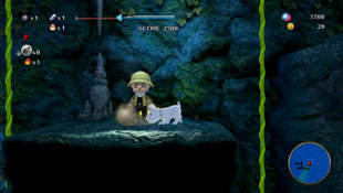 Spelunker World Screenshot 3