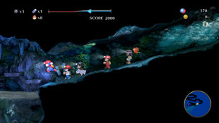 Spelunker World Screenshot 6