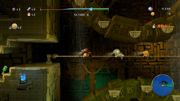 Spelunker World Screenshot 10