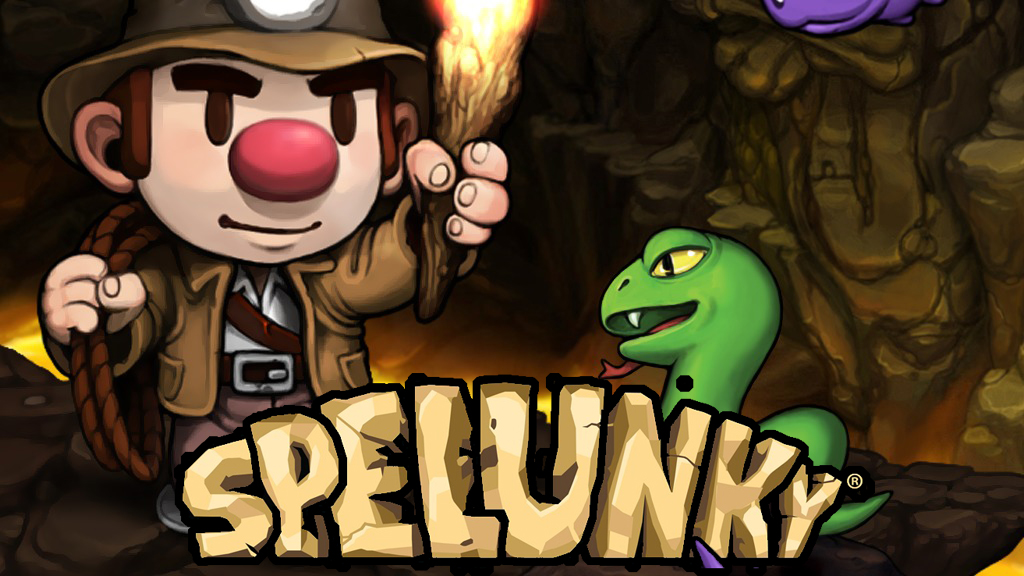 spelunky game ps3 playstation