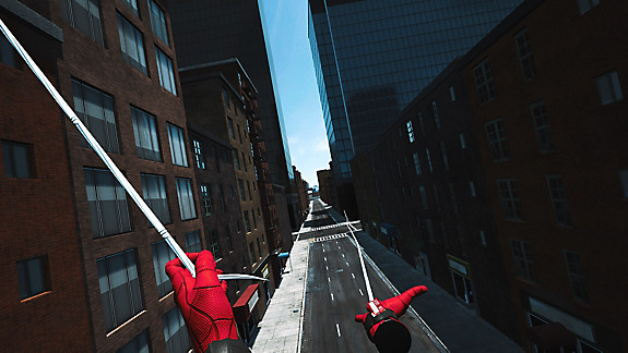 SPIDER-MAN: FAR FROM HOME VIRTUAL REALITY EXPERIENCE - Screenshot INDEX