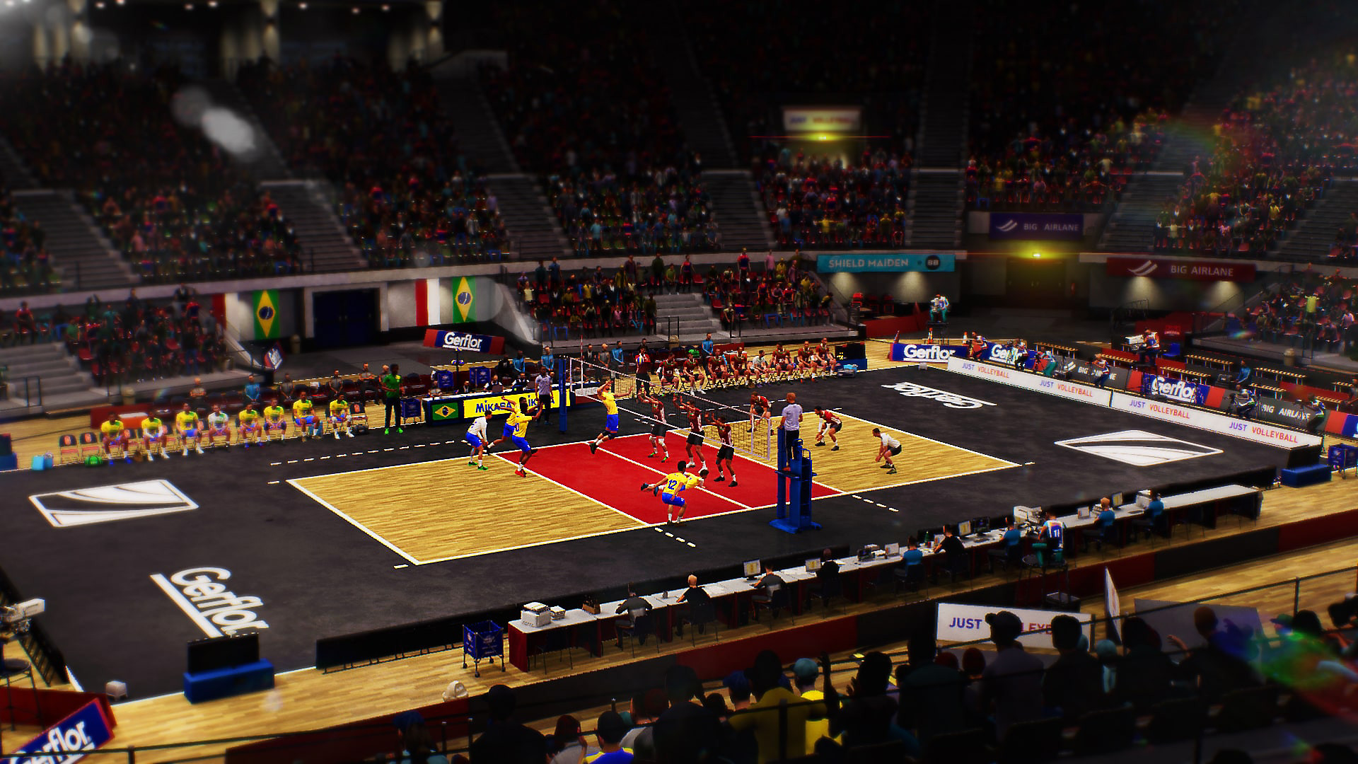 Spike Volleyball Game Ps4 Playstation