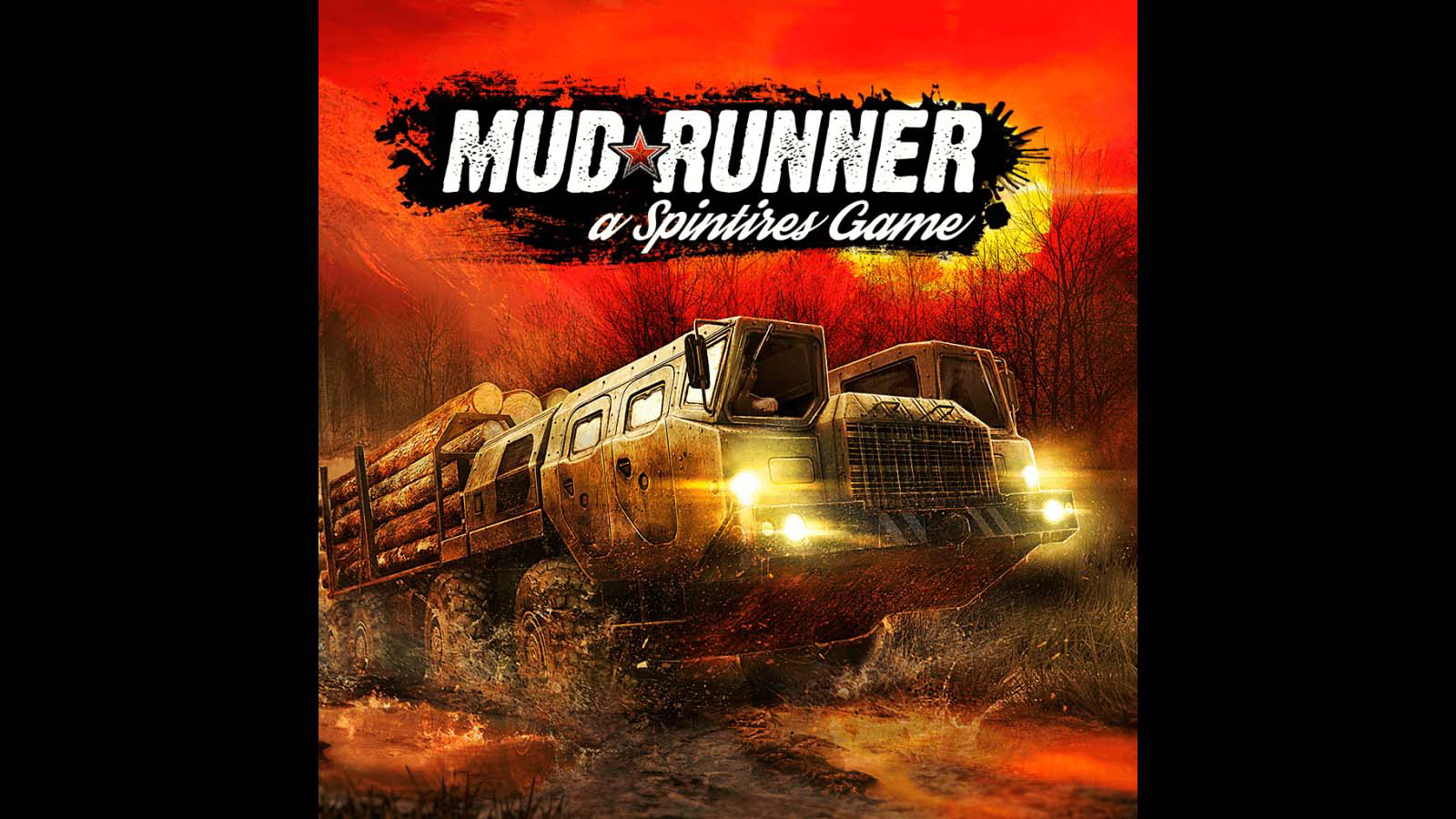spintires mudrunner game ps4 playstation. Black Bedroom Furniture Sets. Home Design Ideas
