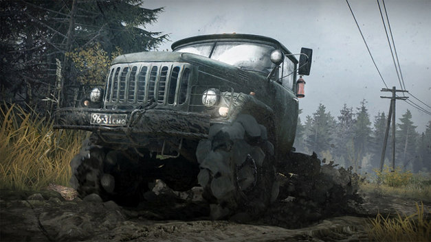 Spintires: MudRunner Screenshot 7