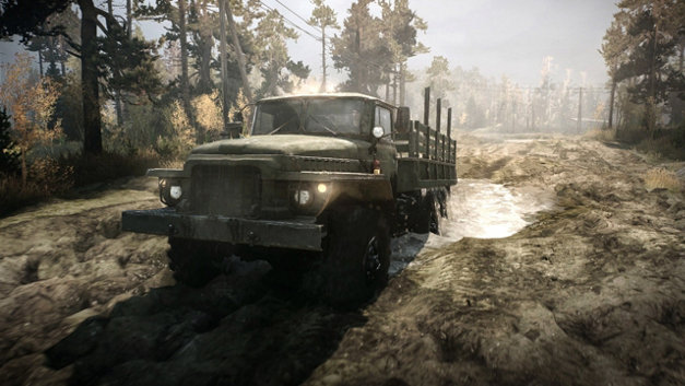 Spintires: MudRunner Screenshot 1