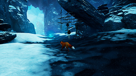 Spirit of the North - Screenshot INDEX