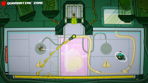 Splasher Screenshot 4