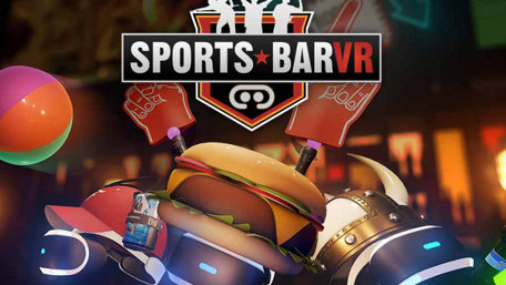 Sports Bar VR Trailer Screenshot