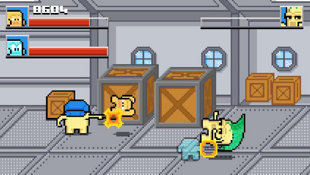 Squareboy vs Bullies: Arena Edition Screenshot 2