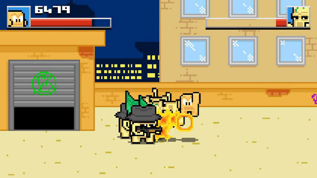 Squareboy vs Bullies: Arena Edition Screenshot 4