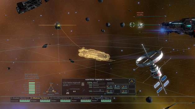 Star Hammer: the Vanguard Prophecy Screenshot 7