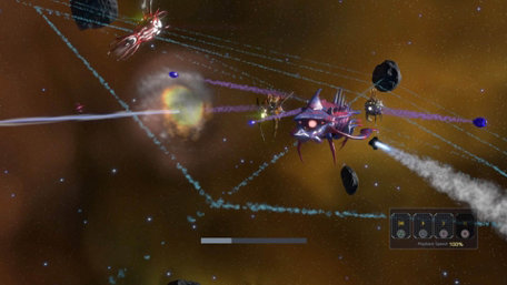 Star Hammer: the Vanguard Prophecy Trailer Screenshot