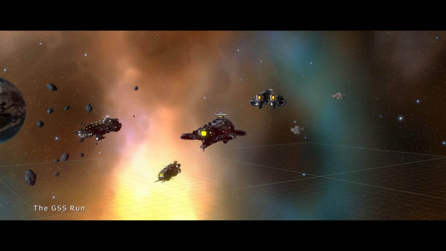 Star Hammer: the Vanguard Prophecy Screenshot 1