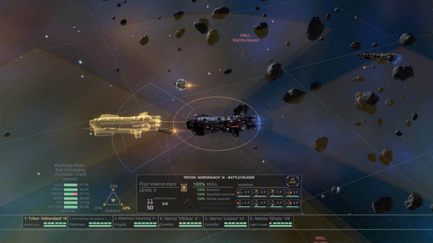 Star Hammer: the Vanguard Prophecy Screenshot 4