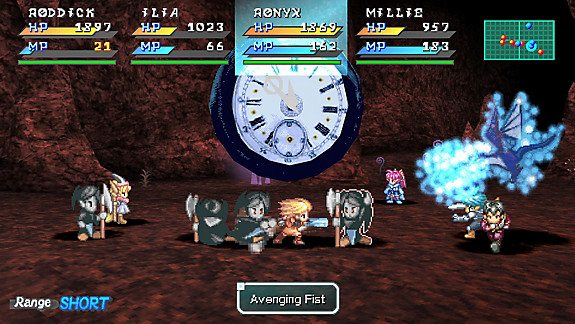 STAR OCEAN First Departure R - Screenshot INDEX