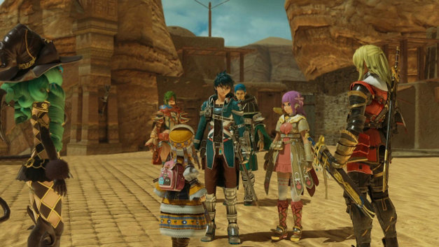 STAR OCEAN : INTEGRITY AND FAITHLESSNESS Screenshot 1