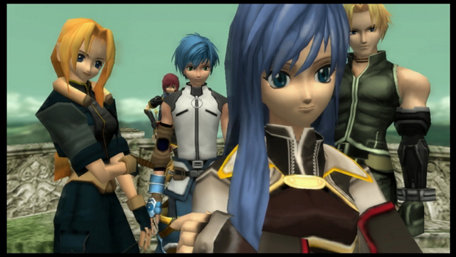 Star Ocean: Till the End of Time Trailer Screenshot