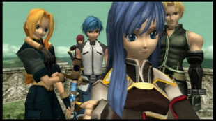 Star Ocean: Till the End of Time Screenshot 3