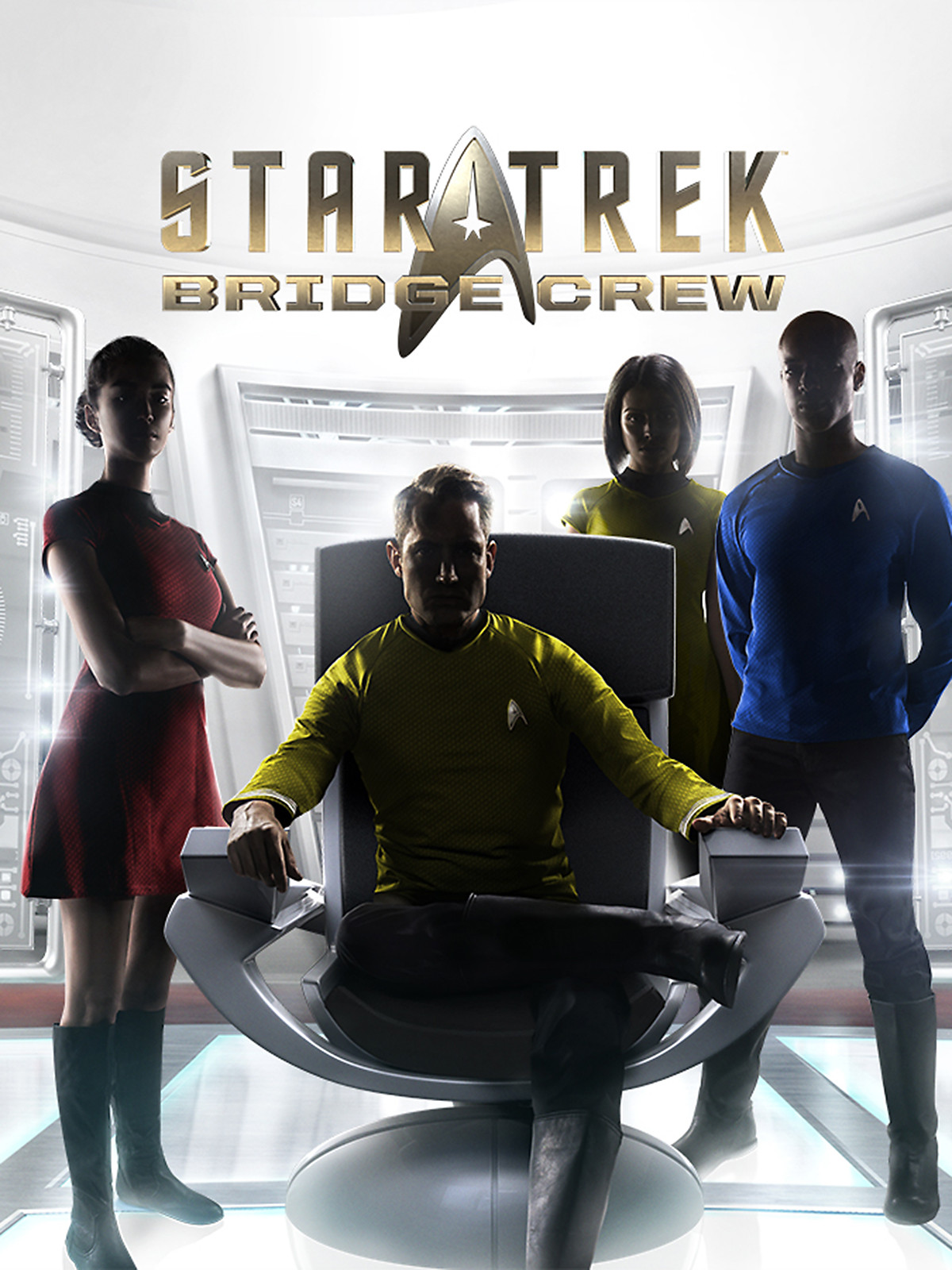 Star Trek Bridge Crew: juego multijugador para PS VR