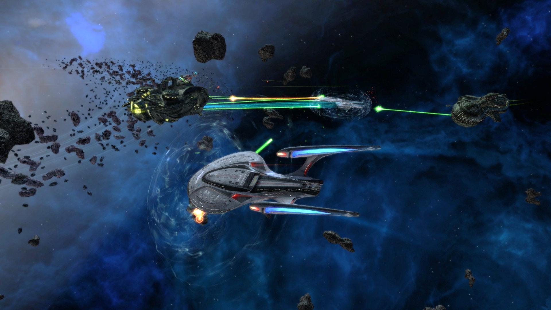 Star Trek Online Game | PS4 - PlayStation