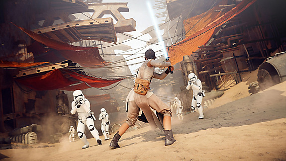 STAR WARS™ Battlefront™ II: edición de celebración - Screenshot INDEX