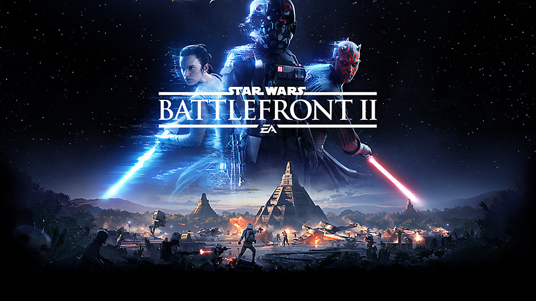 STAR WARS™ Battlefront™ II - PS4 Pro